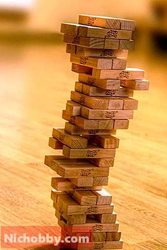 """Board game """"Jenga"""": the rules of the game, Board games - 2019"""